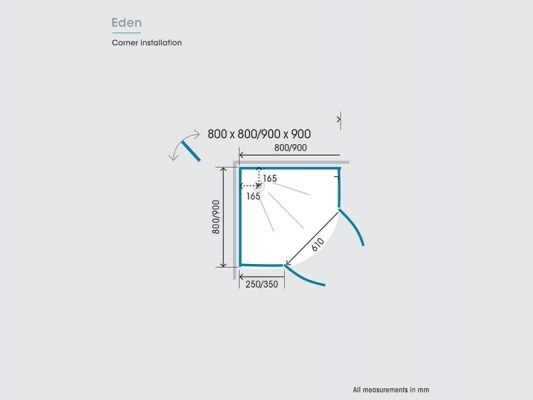 Kinedo Eden Measurements Img07