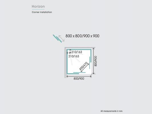 Kinedo Horizon Measurements Img02