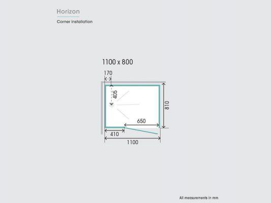 Kinedo Horizon Measurements Img05