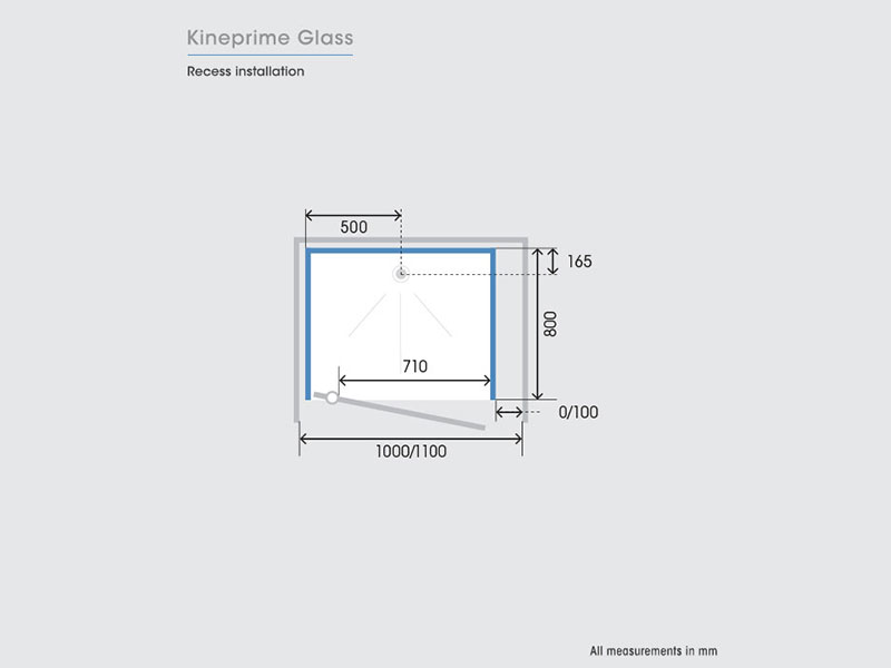 Kineprime Glass Shower Cubicles Save Nearly 50 Off Rrp