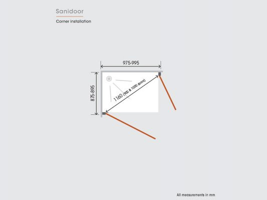 Kinedo Sanidoor Measurements Img02