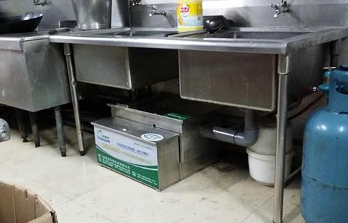 About WasteAway Grease Traps | SANIFLO Systems