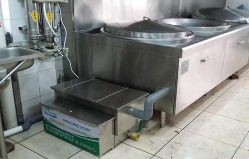 PureenPower Grease Traps Under Stoves