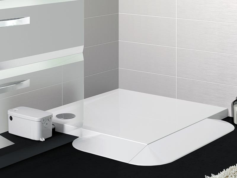 Traymatic Shower Tray Img01