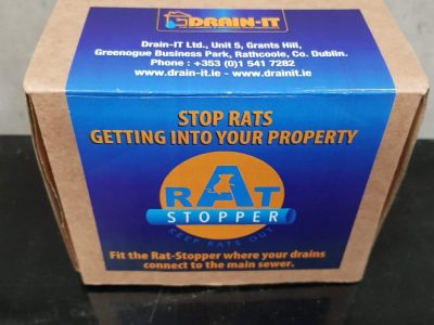 Rat Stopper Closed Box