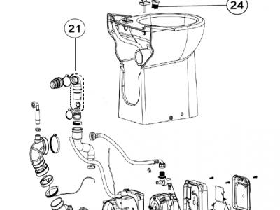 sanicompact schematic
